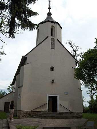 Ózd-Szentsimon római katolikus templom
